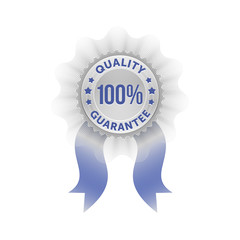 Quality guarantee embeml  rosette