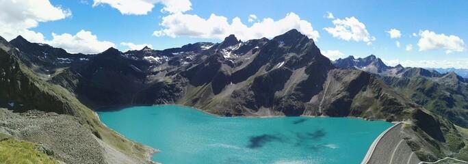 Wonderful panoramic mountain view in Kühtai Tyrol