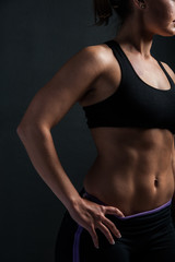Image of fitness woman