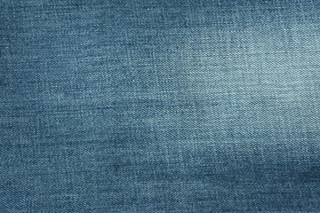 Denim Closeup : texture background of blue jeans.