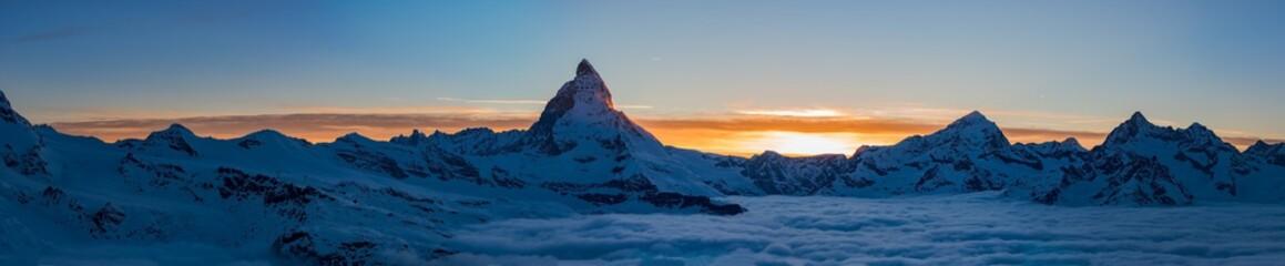 Matterhorn, Switzerland.