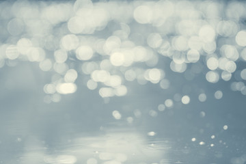 defocus light water  abstract background for design