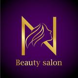 Abstract letter e logogold beauty salon logo design template stock abstract letter n logogold beauty salon logo design template thecheapjerseys Gallery
