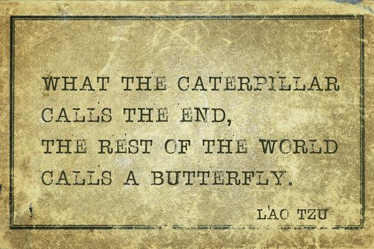 calls end Lao Tzu