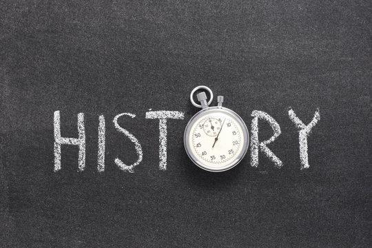 history word watch
