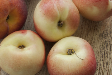 The peaches on the Board
