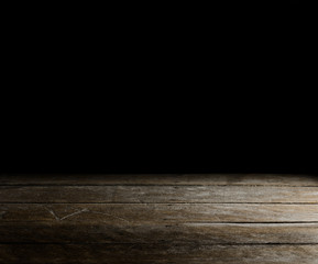 lighting wood background for photography