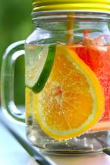fruit lemonade in ja