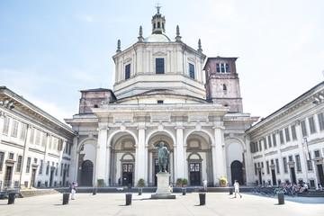basilica di San Lorenzo Maggiore a Milano