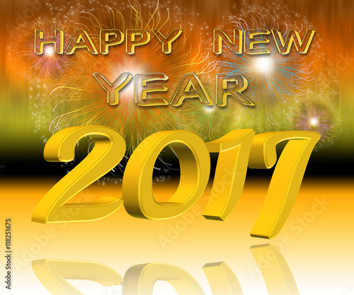 Ein Gesundes Neues Jahr Französisch