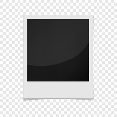 Realistic photo frame icon. Universal photo frames icon to use for web and mobile UI vector illustration