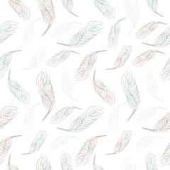 паттерн перья