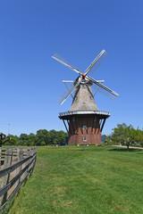 Dutch Windmill in Holland Michigan