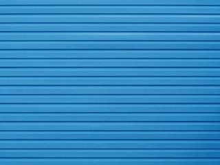 Plastic board blue wall texture