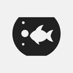 Aquarim icon illustration