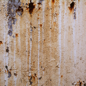abstract white background texture of old rusty wall