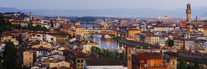Skyline of Historic Florence
