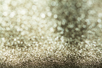 Blur background .Glitter abstract lights.