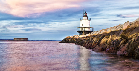 Canvas Prints Lighthouse Lighthouse