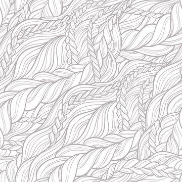 braid hair pattern
