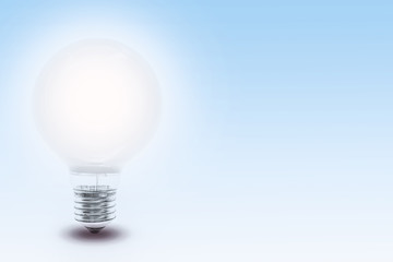 light bulb - symbol for inspiration