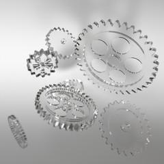 Glas gear