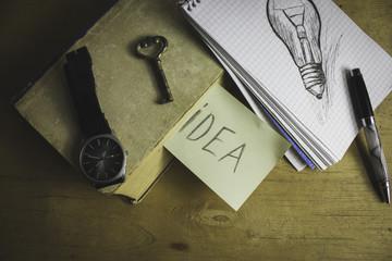idea .