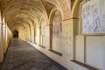 Gallery in Stoczek Klasztorny Monastery