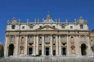 Basilica of Saint Peter, VATICAN.