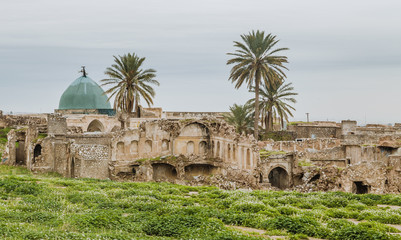 Old mosque in Kurdistan region located in Kirkuk,Iraq