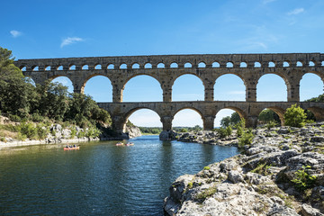 Pont du Garde ( Francia )