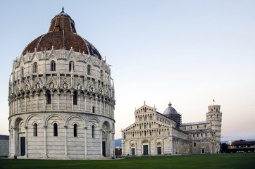 Square of Miracles in Pisa, Italy