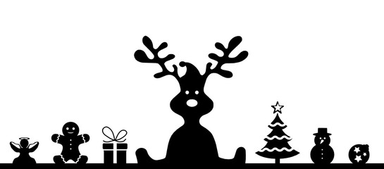 Elche Weihnachten