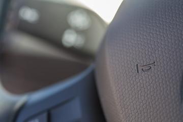Car horn detail