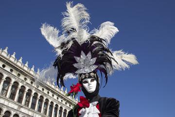 Venice Carnival - Male Venetian Mask