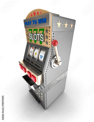 slot machine gamble