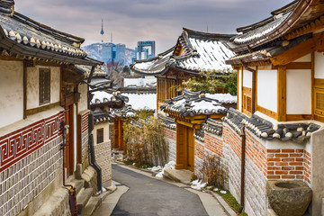 Historic Korean Neighborhood