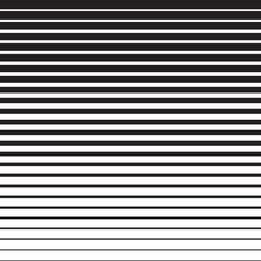 Line halftone pattern