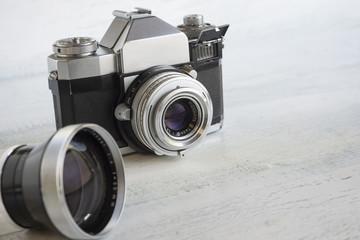 Vintage camera gear