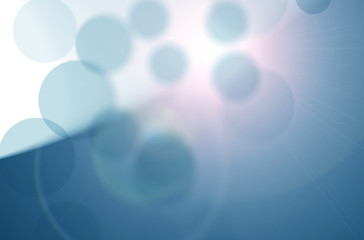 Abstract blue and purple tone background