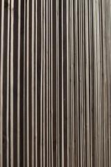Holzfassade am Haus