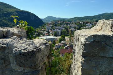 Travel to Europa,Jajce in the Bosnia and Herzegovina
