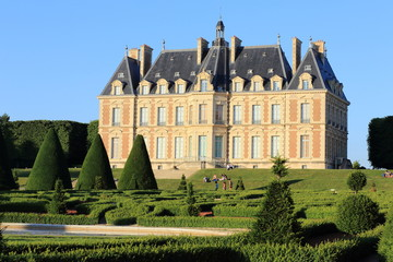 The Château de Sceaux is a grand country house in Sceaux, Hauts-de-Seine, France. Located in a park laid out by André Le Nôtre, it houses the Musée de l'Île-de-France, a museum of local history.