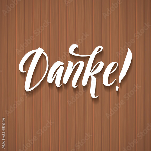 how to say thank you in german