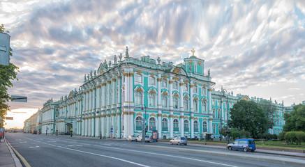 St. Petersburg. Winter Palace. Hermitage Museum.