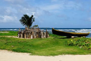 Central America, Panama, San Blas archipelago