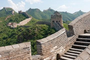 Great Wall of China, Miyun District, Habei, China