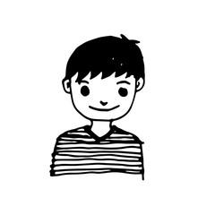 kid cartoon drawing illustration design