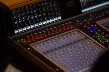 table de mixage