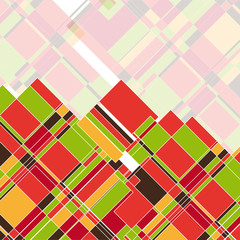 abstract background made ​​up of boxes and lines